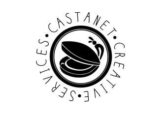 CASTANET CIRCLE TEXT